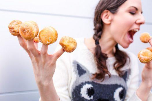 momento snack para adultos