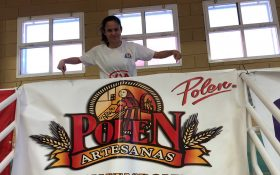 Galletas Polen con el Sala Zaragoza, ¡Sois unas campeonas!
