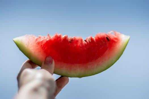 alimentos verano