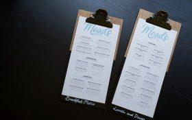 5 Pasos para crear tu menú semanal.