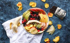 Comer fruta, mitos y curiosidades.