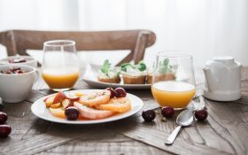 Las claves de un desayuno equilibrado.